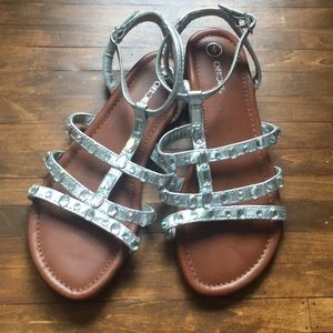 Cute pair of sandals